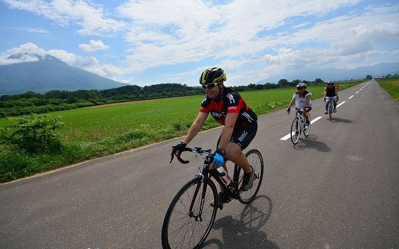 Vacation Niseko Road Bike Tours in Summer