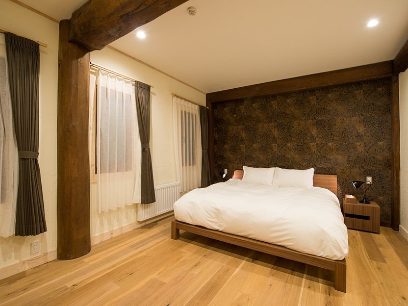 koho niseko bedroom