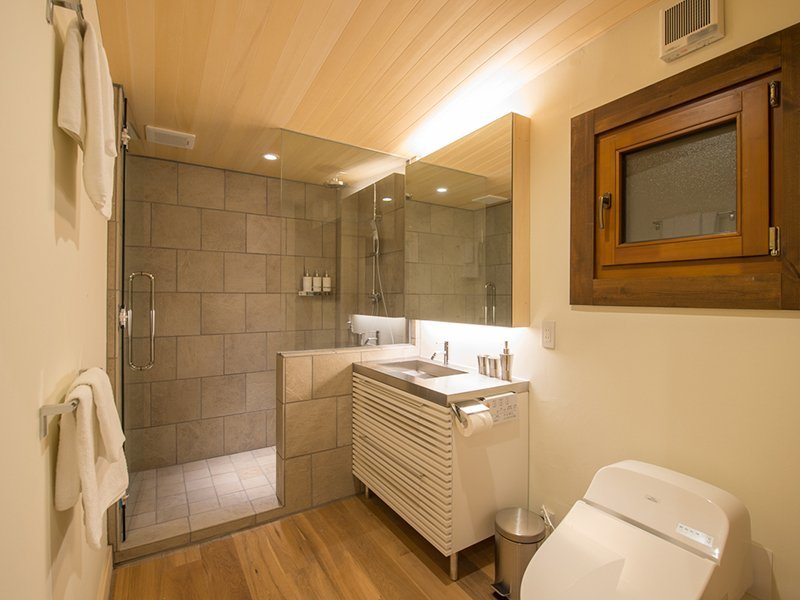 koho niseko bathroom