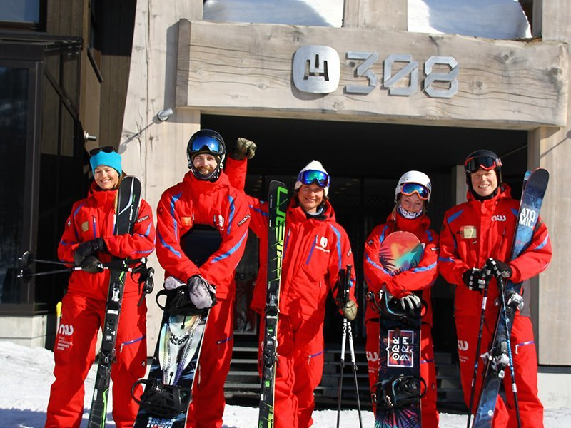 vacation niseko niss ski school early bird special