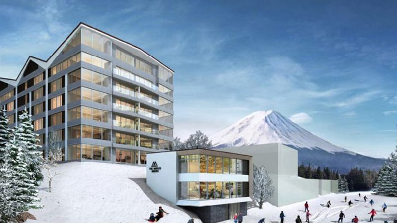 Maples Niseko Exterior