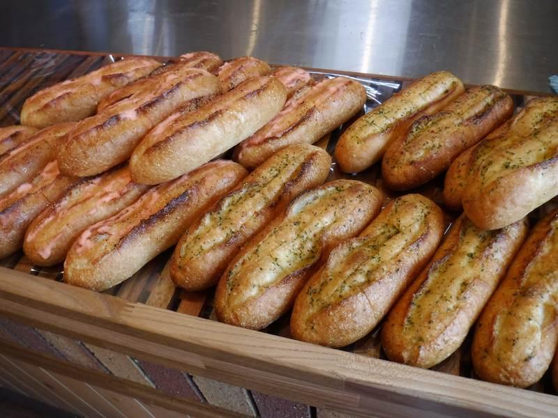 HARUのバケット系パン