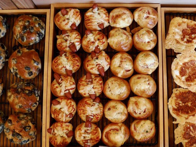 HARUのウィンナーパン