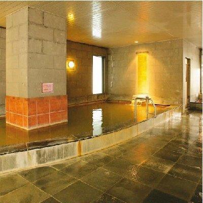 アルペンホテルの内風呂