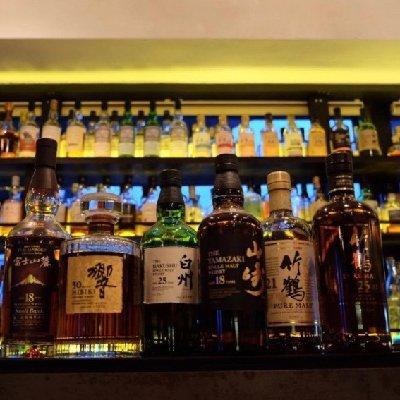 トシローズバーのお酒セレクション