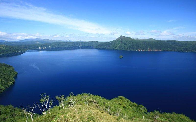 Lake Mashu Hokkaido Road Trip