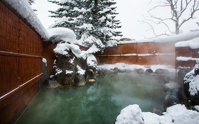 Niseko United Resort Onsen