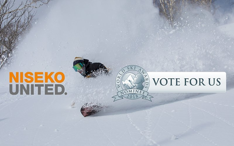 niseko united world ski awards vote