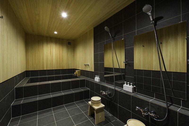 Greystone bath