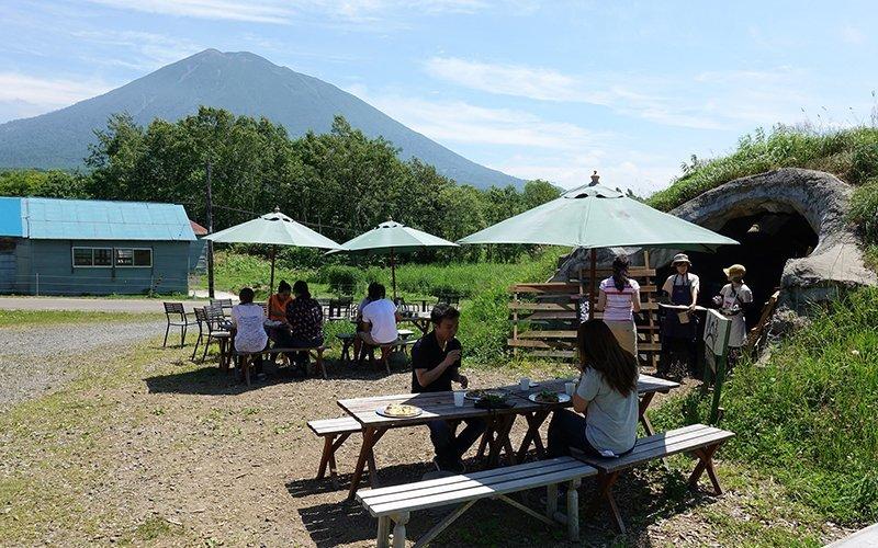 mt yotei niseko summer green farm