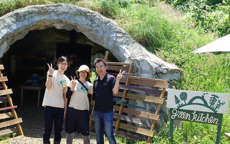 niseko green farm staff