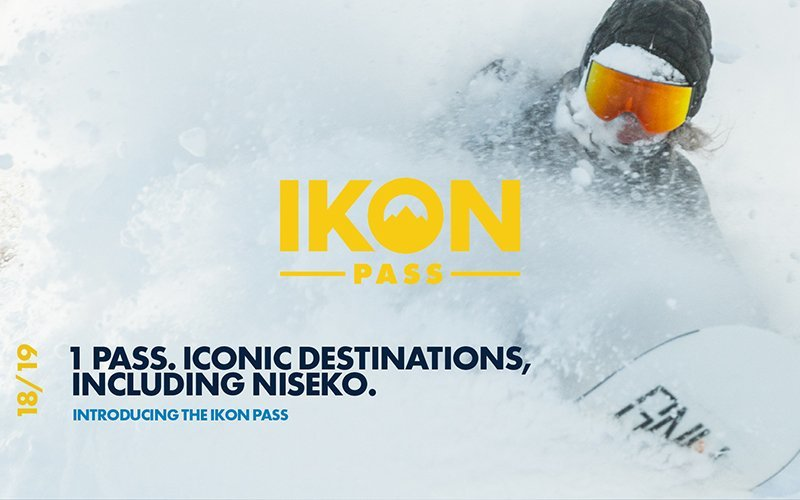 vacation niseko united ikon pass