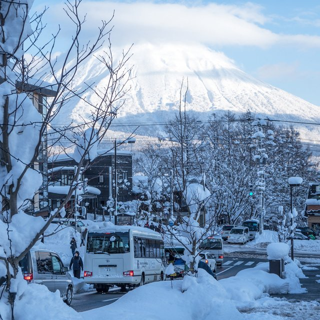 Vacation niseko snowy winter 2017 18 medium