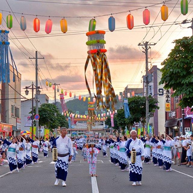 56th Kutchan Jagata Matsuri (Potato Festival)