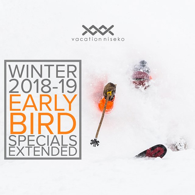 Winter 2018-19 Early Bird Discount