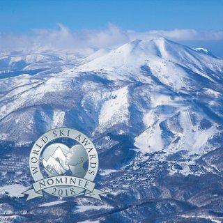 Niseko s success in the world ski awards small