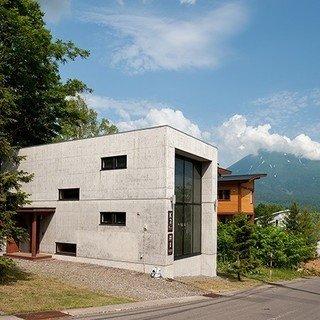 Kon B Yuki Uchi - Exterior