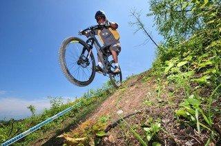 Enjoy mountain biking in Niseko!