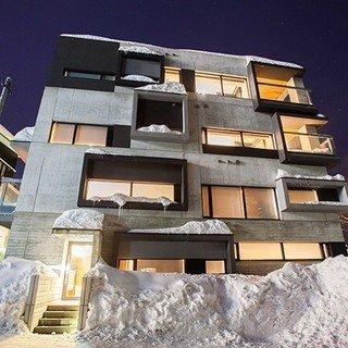 Shikaku Apartments - Exterior