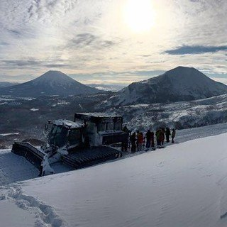 Cat Ski Niseko 1