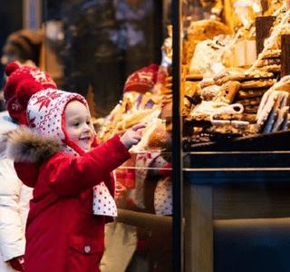 Christmas market small
